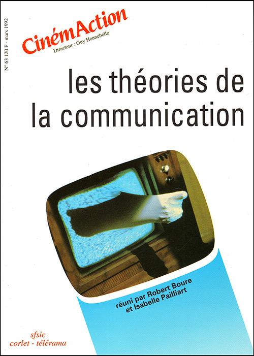 THEORIES COMMUNICATION CINA63