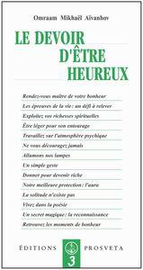 LE DEVOIR D'ETRE HEUREUX