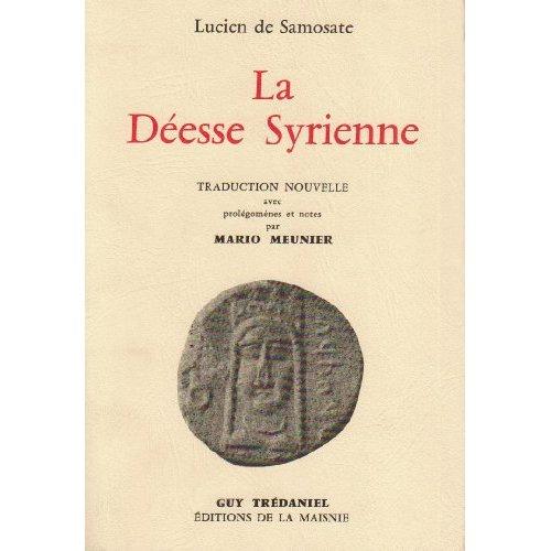 DEESSE SYRIENNE