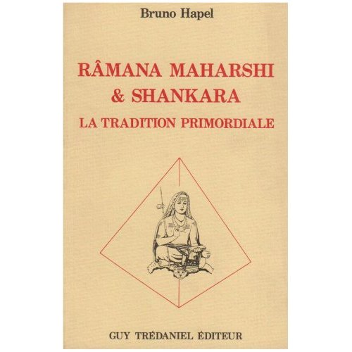 RAMANA MAHARSHI ET SHANKARA