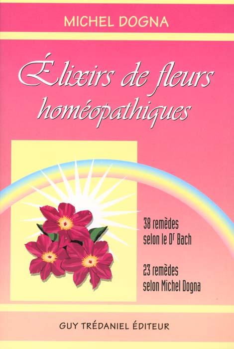 ELIXIRS DE FLEURS HOMEOPATHIQUES