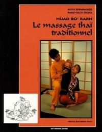 LE MASSAGE THAI TRADITIONNEL