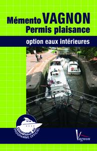 CODE VAGNON PERMIS PLAISANCE OPTION EAUX INTERIEURES + MEMENTO
