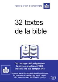 32 TEXTES DE LA BIBLE