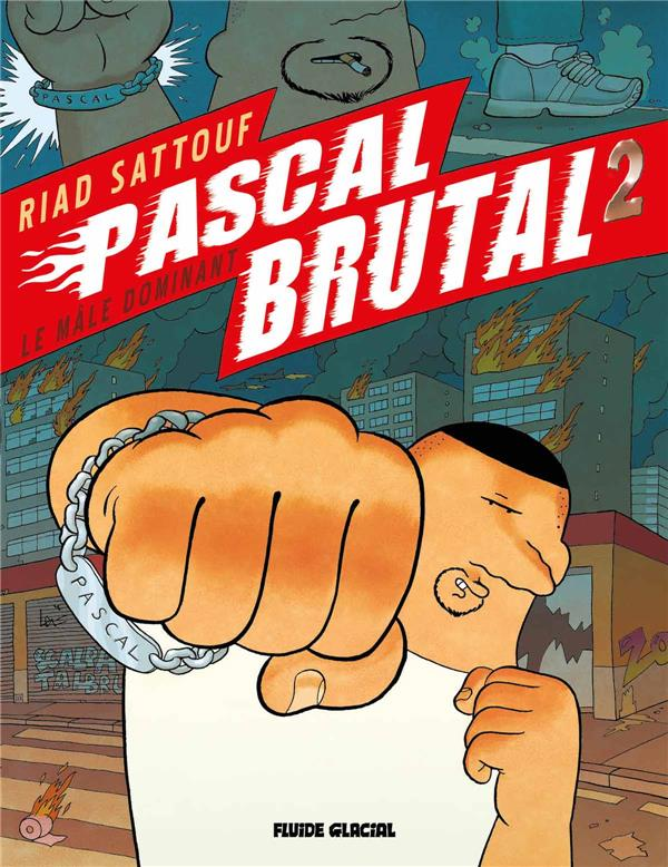 PASCAL BRUTAL T2 LE MALE DOMINANT