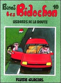 BIDOCHON T10: USAGERS DE LA ROUTE (LES)