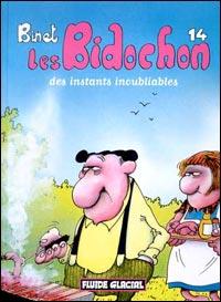 BIDOCHON T.14 - DES INSTANTS INOUBLIABLES