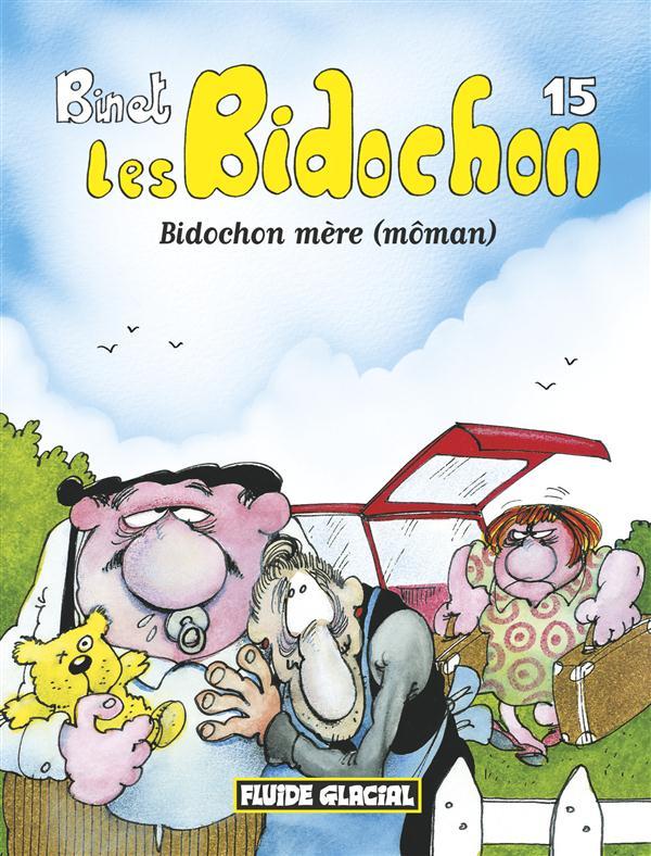 BIDOCHON T15 BIDOCHON MERE (MOMAN)