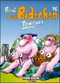 LES BIDOCHON T16 TONIQUES