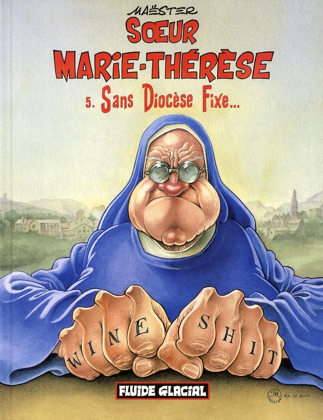 SOEUR MARIE-THERESE T5 SANS DIOCESE FIXE
