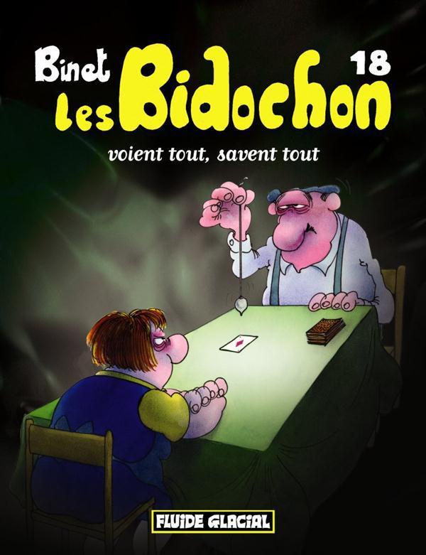 BIDOCHON T18 VOIENT TOUT, SAVENT TOUT
