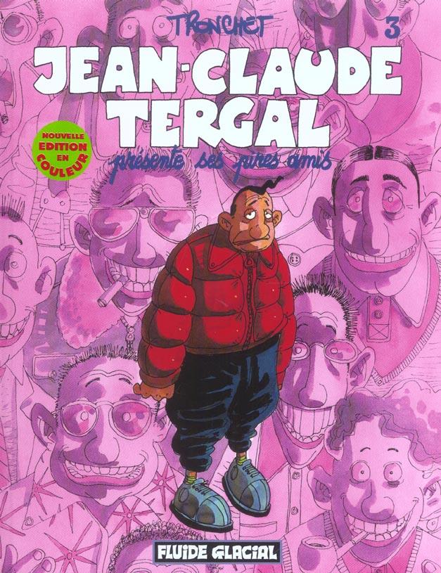 JEAN-CLAUDE TERGAL T3 (COULEUR)