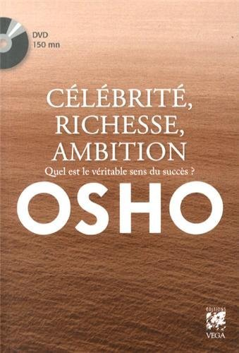 CELEBRITE RICHESSE AMBITION AVEC DVD
