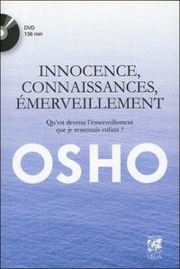 INNOCENCE, CONNAISSANCES, EMERVEILLEMENT