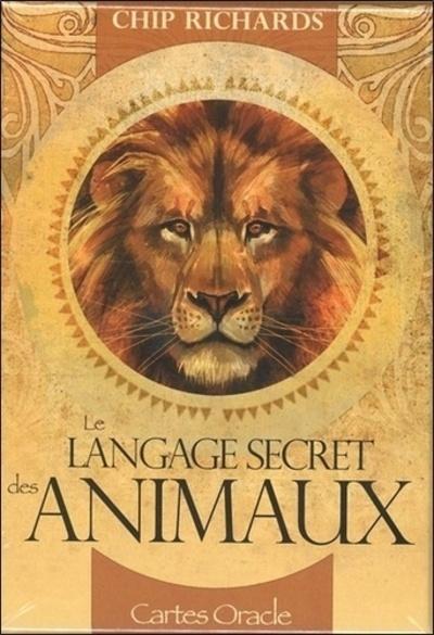 COFFRET LE LANGAGE SECRET DES ANIMAUX