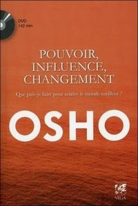 POUVOIR INFLUENCE ET CHANGEMENT AVEC DVD
