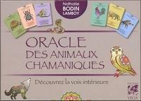 COFFRET ORACLE DES ANIMAUX CHAMANIQUES
