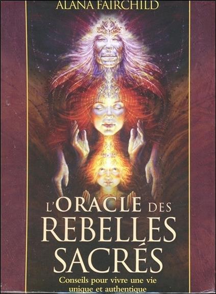 ORACLE DES REBELLES SACRES (COFFRET)