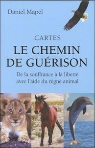 CARTES LE CHEMIN DE GUERISON - COFFRET