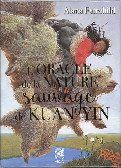 ORACLE DE LA NATURE SAUVAGE DE KUAN YIN COFFRET (L')