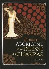 COFFRET L'ORACLE ABORIGENE DE LA DEESSE DES CHAKRAS