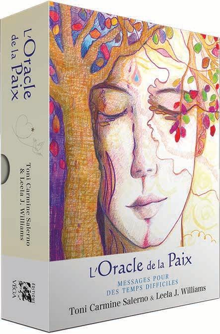 ORACLE DE LA PAIX COFFRET (L')