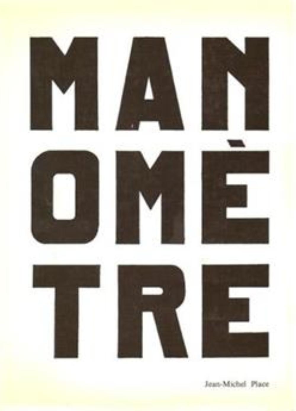 MANOMETRE, 1922-1928