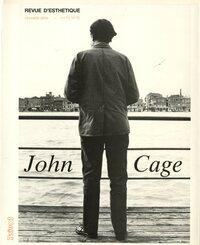 REVUE D'ESTHETIQUE N  13/14/15 : JOHN CAGE