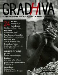 GRADHIVA N  24 : MUSEE D'ICI ET D'AILLEURS