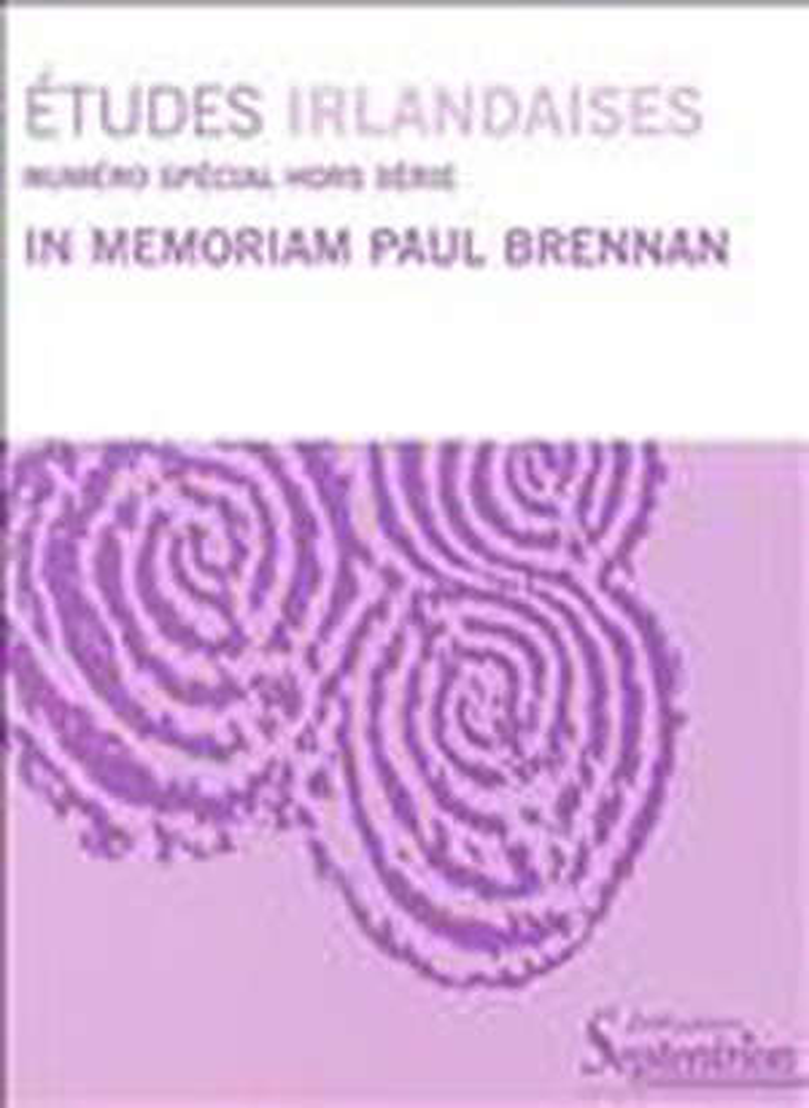 IN MEMORIAM PAUL BRENNAN