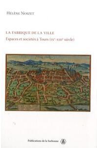 FABRIQUE DE LA VILLE