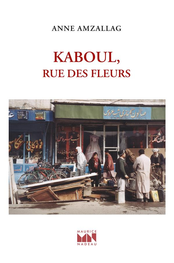 KABOUL, RUE DES FLEURS