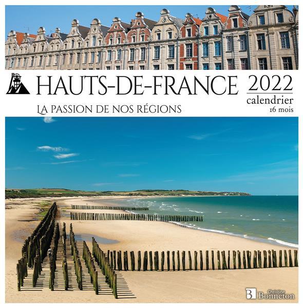 CALENDRIER HAUTS-DE-FRANCE 2022