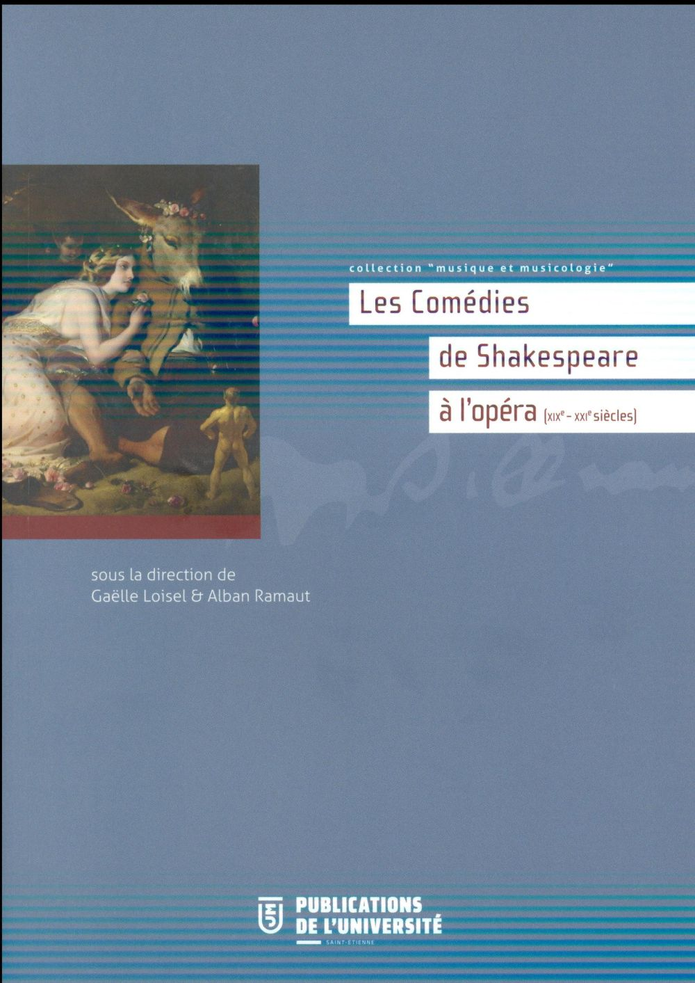 COMEDIES DE SHAKESPEARE