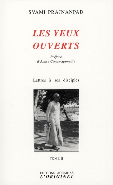 YEUX OUVERTS (LES) TOME 2