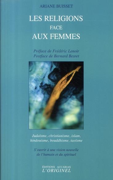 RELIGIONS FACE AUX FEMMES (LES)