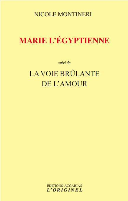 MARIE L'EGYPTIENNE