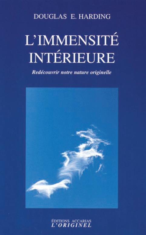IMMENSITE INTERIEURE (L')