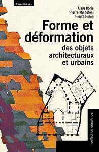 FORME ET DEFORMATION DES OBJETS ARCHITECTURAUX