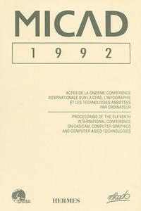 MICAD 1992 EN 2 VOLUMES