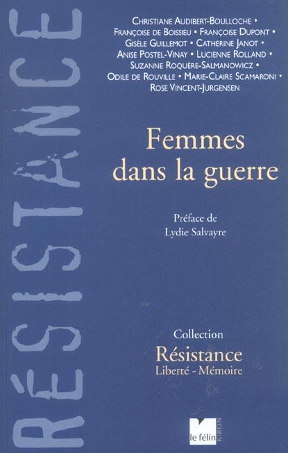 FEMMES DANS LA GUERRE 1940-1945