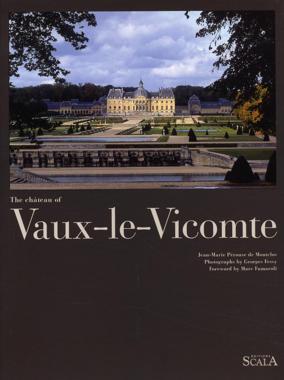 VAUX LE VICOMTE ANGLAIS NED