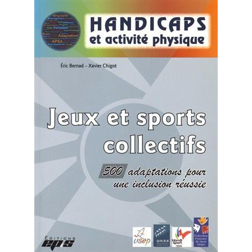 HANDICAPS : JEUX ET SPORTS COLLECTIFS