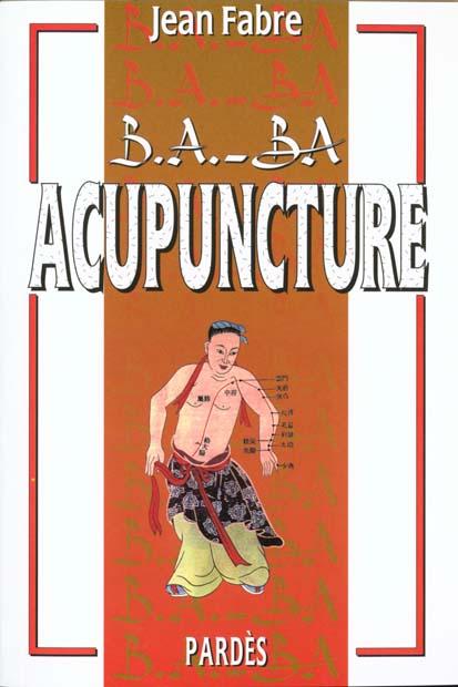 B.A. - BA DE L'ACUPUNCTURE