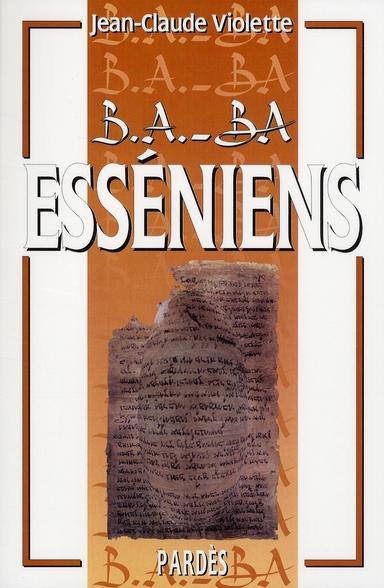 B.A. - BA DES ESSENIENS