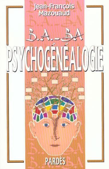B.A. - BA PSYCHOGENEALOGIE