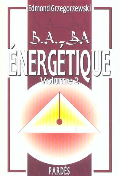 ENERGETIQUE. VOLUME 2