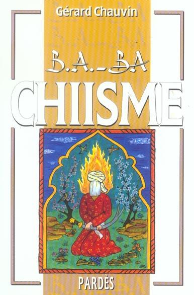 B.A. - BA DU CHIISME