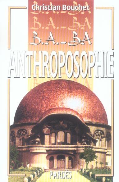 B.A. - BA ANTHROPOSOPHIE