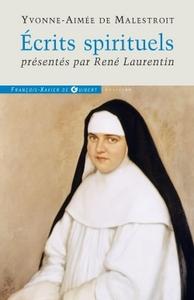 ECRITS SPIRITUELS PRESENTES PAR RENE LAURENTIN